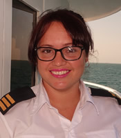 Suliet Sordo, Cruise Director